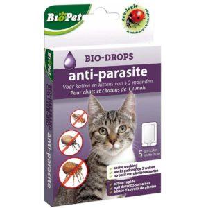 Anti pulgas para gatos sin insecticida