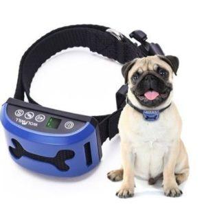 Collar eléctrico antiladridos para perros Wolfwill