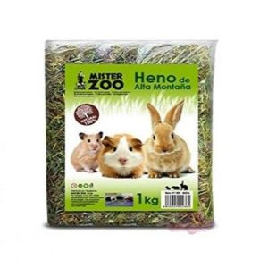 Comida para hámster Mister Zoo de heno