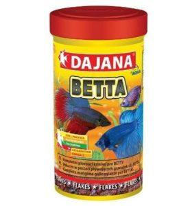 Comida para peces Dajana Betta