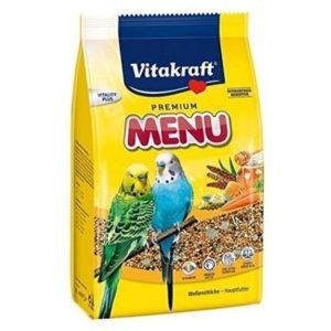 Comida para periquitos Vitakraft menú premium
