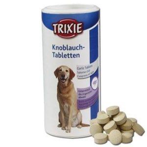 Comprimidos de ajo para perros Trixie