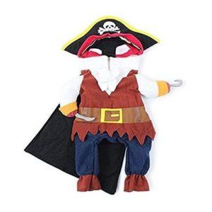 Disfraces de piratas para gatos
