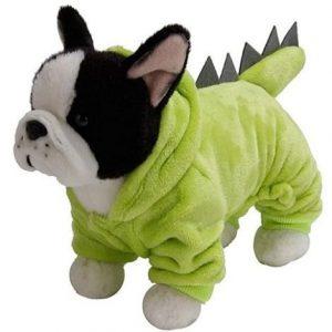 Disfraz para perro de dinosaurio