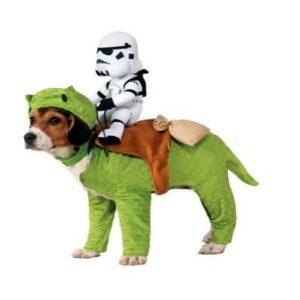 Disfraz para perro de Star Wars