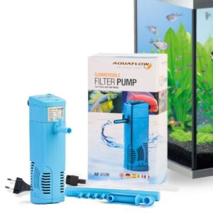 Filtro para acuario antifricción