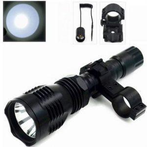 Linterna de caza portátil