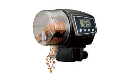 Comederos automáticos para peces