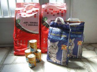 Productos de alimentación para mascotas de Mercadona