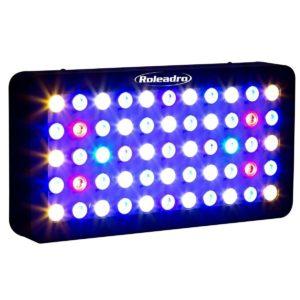 Pantalla LED con control manual