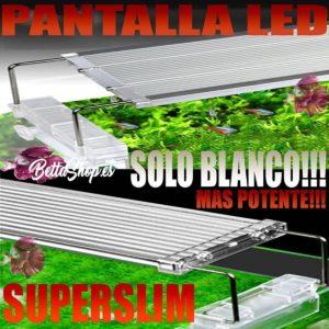 Pantallas LED con efecto cromado