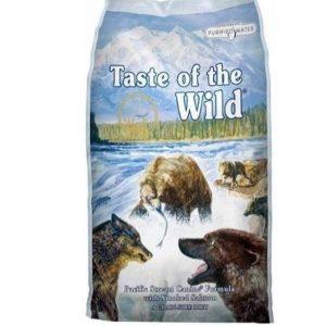 Pienso de salmón para perros Taste of the wild