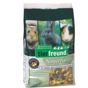 Pienso para conejos Raiff Tierfreund