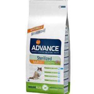 Pienso para gatos esterilizados Advance