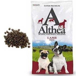 Pienso para perros Althea con cordero