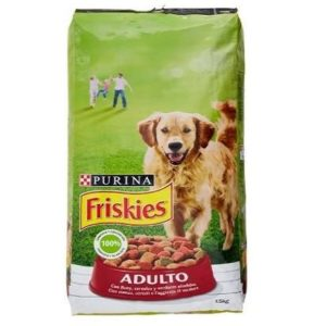 Pienso para perros Friskies Purina