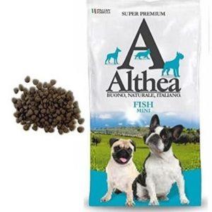 Piensos hipoalergénicos para perros natural Althea
