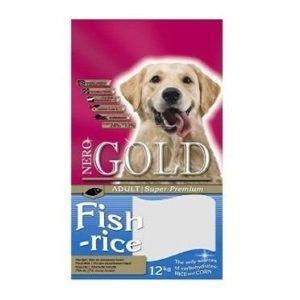 Piensos hipoalergénicos para perros Nerogold sin carne