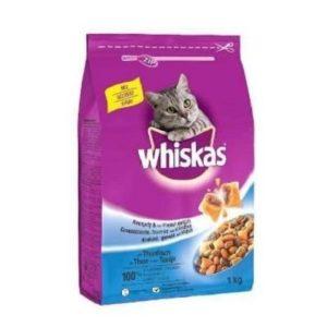 Piensos para gatos esterilizados Whiskas