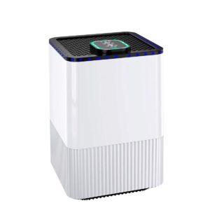 Purificador de aire para eliminar el humo del tabaco turbo