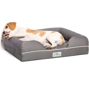 Sofá para perros con relleno ecológico