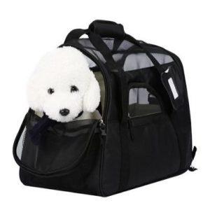 Transportín plegable para perros Outad