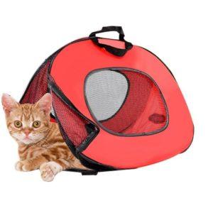 Transportines resistentes para gatos