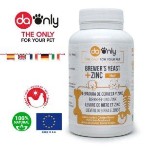 Vitaminas para gatos con sabor a pollo